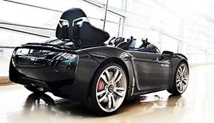 Luxus Kinder Elektroauto