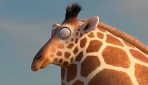 Wenn Giraffen rund w�ren