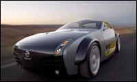 nissan urge - concept car