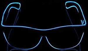 LED Partybrille