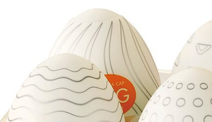 Ganz besondere Eier im 6er Pack