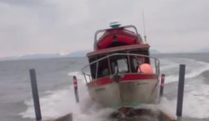 Boot aufladen