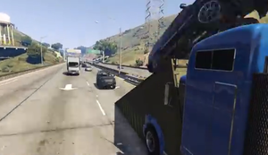 Grand Theft Auto 5 - Ramp Truck Mod