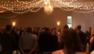 Den Hochzeitstanz filmen