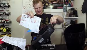 Hochgeschwindigkeits-Schredder