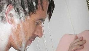 Der sinnliche Shampoo-Spender