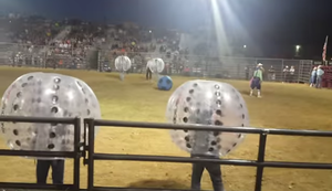 Knockerball Soccer Rodeo