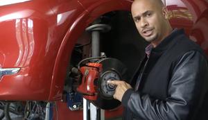 Wer Gas gibt muss auch bremsen k�nnen
