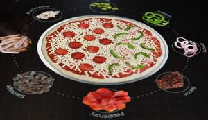 Die Pizzeria der Zukunft