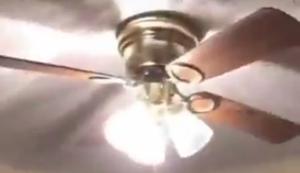 Neuen Ventilator angeschlossen