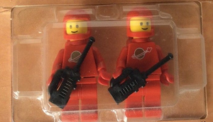 Seltene Lego-Figuren