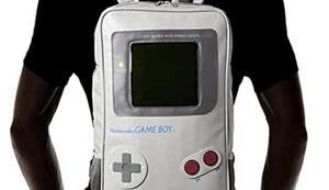 Gameboy Rucksack