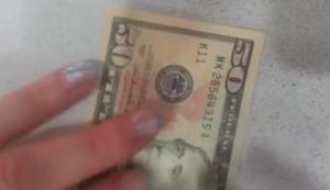 50 Dollar Schein