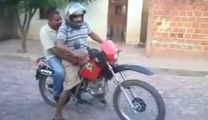 Ein Motorrad zwei Fails