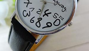 Schicke Armbanduhr für Zuspätkommer