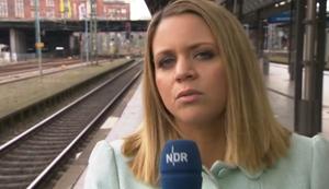 Typischer Bahnstreik-Bericht