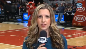 Benny the Bull vs Reporterin