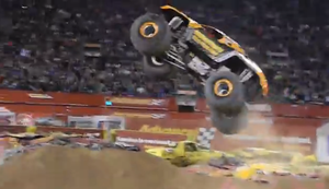 Monstertruck Freestyle