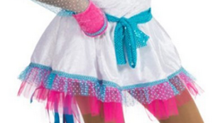 Regenbogen Einhorn Kostüm