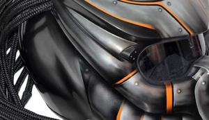 Motorradhelm Predator