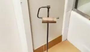 Toilettenpapier nachfüllen