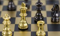 Sehr exklusives Schachspiel