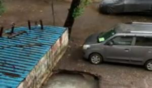 Ey wo ist denn mein Auto?