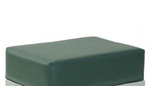 Design Sitz aus Kunstleder