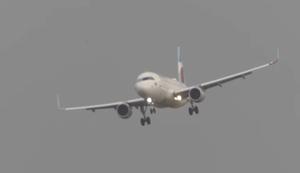 Landungen während des Sturms Friederike