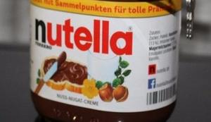 Schloss für Nutella-Gläser