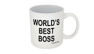 Worlds Best Boss Tasse
