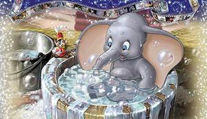 Megapuzzle - Unvergessliche Disney Momente