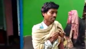 Indischer Musiker