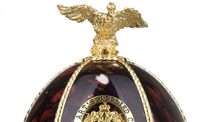 Imperial Collection Vodka Faberge Ei