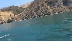 Begegnung auf dem Wasser