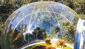 Aufblasbares Blasen-Zelt