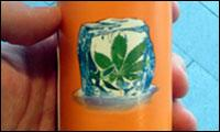 Cannabis - fantastic natural feeling