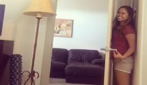 Versteckspiel mit dem Hund