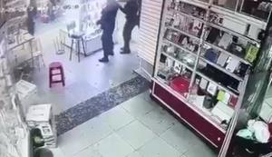 Mexikanische Polizei im Einsatz
