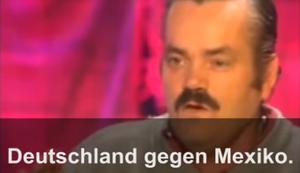 Deutschland - Mexiko - die Analyse