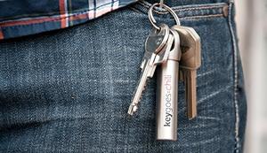 Chili-Schlüsselanhänger