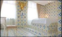 Stylische Hotelzimmer