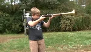 Gewehr-Posaune