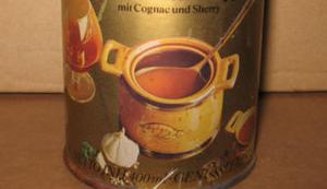 Alte Gourmet Suppe von Heinz