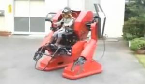 Roboter Marke Eigenbau