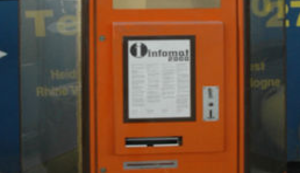 Kontakt-Automat