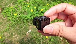 Kleinste Spiegelreflexkamera