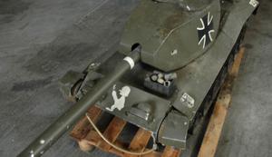 Leopard SEX Panzer Nr. 6