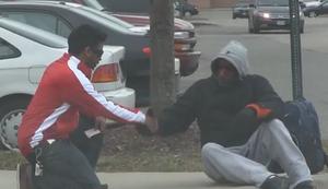 Obdachloser Lotteriegewinner