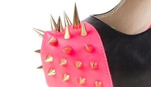 Stachelige Damen Schuhe